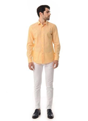 Hatemoğlu Gömlek Sarı